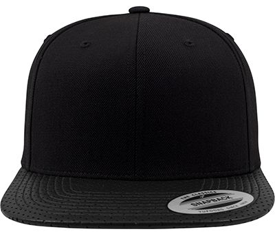 Uprock Headwear Vertrieb - Yupoong Snap Back Cap Black-Camouflage ... a88375ec4a6