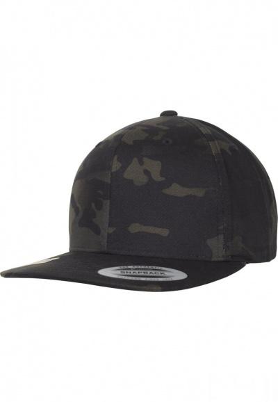 7878695d Uprock Headwear Vertrieb - 6089MC Snapback camouflage 6089MC Yupoong ...